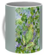 Frog In The Pond Coffee Mug