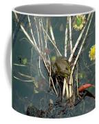 Frog On A Stick Coffee Mug