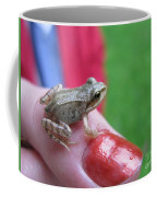Frog The Prince Coffee Mug