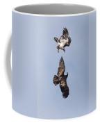 Frolicking Eagles Coffee Mug