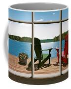 From A Window Coffee Mug