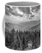 From Clingmans Dome Coffee Mug