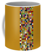 From Fence To Feast Panel Sketch Coffee Mug