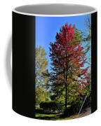 From Green To Red Coffee Mug