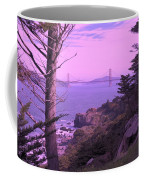 From The Cliff Of  Lands End 06 Coffee Mug