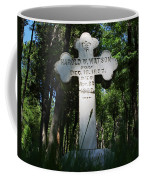 From The Grave No4 Coffee Mug