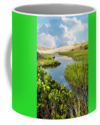 From The Sand Dunes To The Beach Coffee Mug