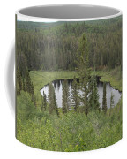 From The Top Of Esker Hills Coffee Mug