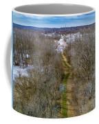 From Woods To Snow Coffee Mug
