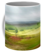 heading north of Yorkshire to Lake District - UK 1 Coffee Mug