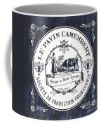 Fromage Label 1 Coffee Mug by Debbie DeWitt
