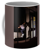 Front Crook Reflection Coffee Mug