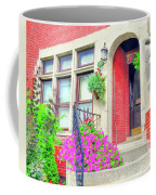 Front Entrance Coffee Mug