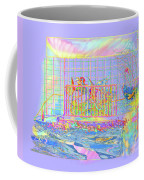 Front Porch At Sunrise Coffee Mug