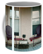 Front Porch In Moscow Ohio Coffee Mug