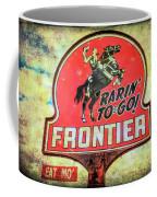 Frontier Gas Coffee Mug