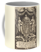 """Frontispiece For """"the Combat At The Barrier"""" Coffee Mug"""