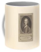 Frontispiece: J.j. Rousseau Coffee Mug