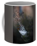 Frost Web Coffee Mug