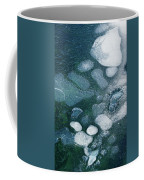 Frosted Bubbles Coffee Mug