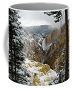 Frosted Canyon Coffee Mug