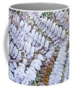Frosted Fern Coffee Mug