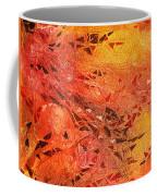 Frosted Fire I Coffee Mug
