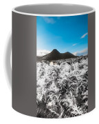 Frosted Over Hinterland Coffee Mug