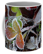 Frosted Strawberries Coffee Mug
