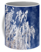 Frosted Weeping Willow Coffee Mug