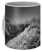 Frosty Field Coffee Mug