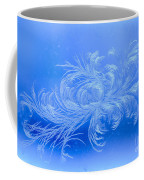 Frosty Flower Coffee Mug
