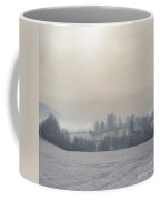 Frosty Landscape Coffee Mug by Angel  Tarantella
