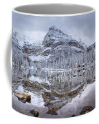 Frosty Morning In Pano Coffee Mug