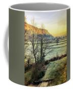 Frosty Morning Light Coffee Mug