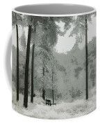 Frosty Paradise Coffee Mug