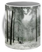 Frosty Paradise Coffee Mug