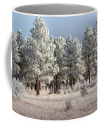 Frosty Pikes National Forest Coffee Mug
