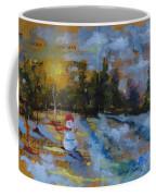 Frosty The Snow Man Coffee Mug