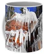 Frozen Apostle Islands National Lakeshore Coffee Mug