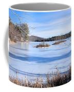 Frozen Bryant Pond Coffee Mug