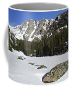 Frozen Colorado  Coffee Mug