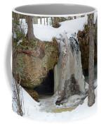 Frozen Fall Coffee Mug