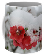 Frozen Flowers Coffee Mug