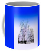 Frozen Fog Coffee Mug by Myrna Migala