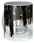 Frozen Glider Coffee Mug