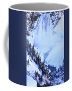 Frozen In Time Yellowstone National Park Coffee Mug