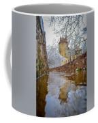 Frozen Moat At Fonthill Coffee Mug