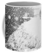 Frozen Moments - Walking Away Coffee Mug