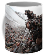 Frozen Shoreline Coffee Mug